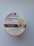 Крем для обличчя від зморшок Козине молоко + Колаген 200 мл